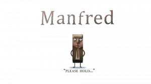 Manfred sketch for title sequents